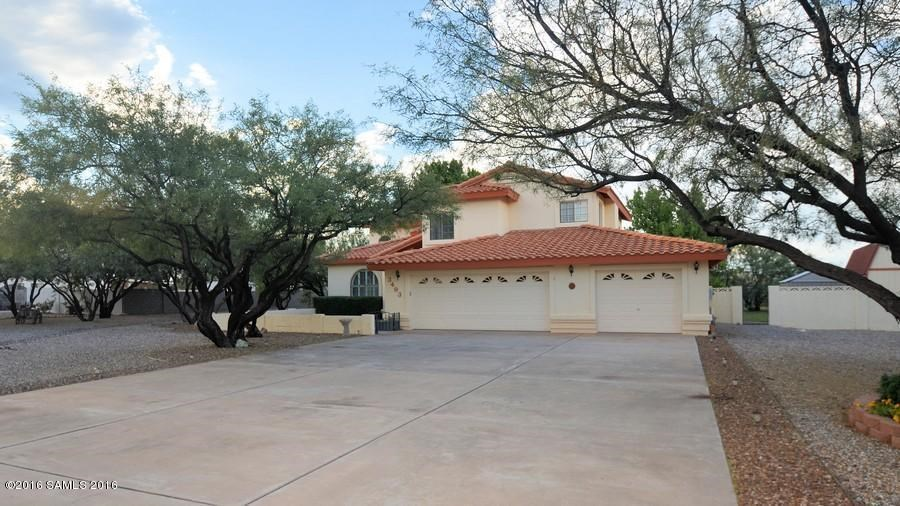 3493 E Atsina Drive, Sierra Vista, AZ - USA (photo 1)