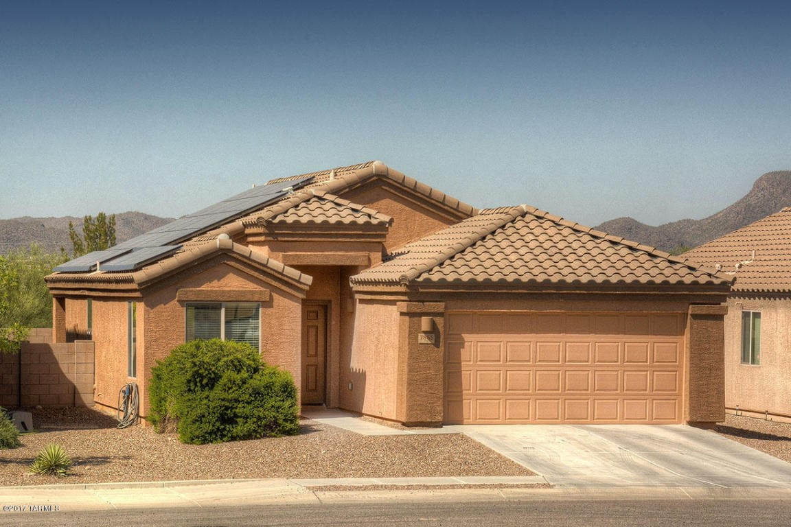 7855 N Chainfruit Cholla Drive, Tucson, AZ - USA (photo 1)