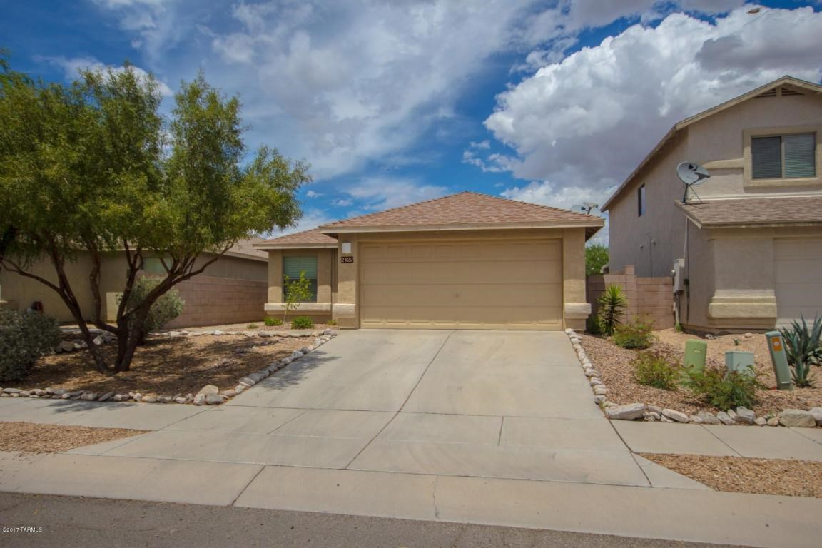 2422 W Rau River Road, Tucson, AZ - USA (photo 1)