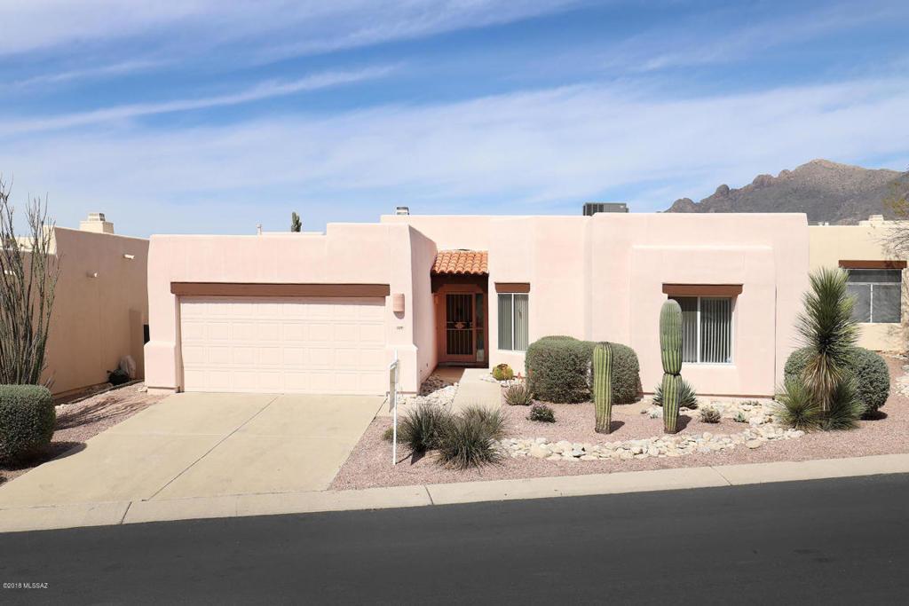 529 E Squirrel Tail Drive, Tucson, AZ - USA (photo 1)
